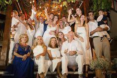 Casamento na praia de Joana e Paulinho.  Um casamento intimista, cheio de amor e sorrisos soltos.