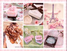 Cherry Blossom-Inspired Wedding Favor Ideas  #spring #wedding #favors #cherryblossom