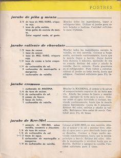 Recetario Maicena - Piper Pérez - Álbumes web de Picasa Baking Basics, Crepes, No Bake Cake, Album, Desserts, Relleno, Meals, Bar, Drinks