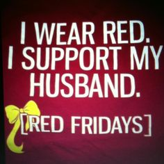 red friday | RED Friday Tshirt | Red Fridays