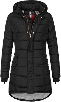 North face mantel damen schwarz