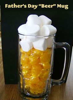 """Making a Butterscotch Candy Beer Mug Father's Day """"Beer"""" Mug Here's a fun,. - Making a Butterscotch Candy Beer Mug Father's Day """"Beer"""" Mug Here's a fun, inexpensiv - Craft Gifts, Diy Gifts, Handmade Gifts For Men, Butterscotch Candy, Daddy Day, Big Daddy, Beer Gifts, Food Gifts, Beer Lover Gifts"""