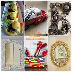 donneinpink - fai da te risparmio e consigli per gli acquisti : Riciclo giocattoli - Idee semplici dal web