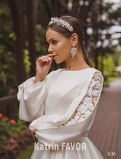 Long Sleeve Wedding Dress Modest Wedding Dress Simple Wedding Dress Bohemian Wedding Dress Satin Wedding Dress Plus Size Wedding Dress 2020 made of wedding taffeta fabric and decorated with beaded Buy Wedding Dress, Wedding Dress Sleeves, Long Sleeve Wedding, Bohemian Wedding Dresses, Elegant Wedding Dress, Wedding Dresses Plus Size, Modest Wedding Dresses, Bridal Dresses, Gown Wedding