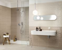 White subway tiles are a classic choice for any design style. From warm neutrals to vivid jewel tones, our idea book is full of subway tile inspiration! White Subway Tiles, Ceramic Wall Tiles, Brick Patterns, Color Tile, Bathtub, Layout, Shower, Interior Design, Bathrooms