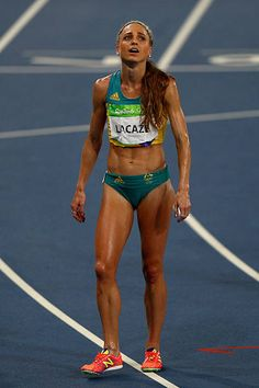 Genevieve LaCaze (Australia) at the Rio Olympics in 2016 Beautiful Athletes, Olympic Athletes, Sporty Girls, Track And Field, Athletic Women, Female Athletes, Running Women, Sports Women, Fitspiration