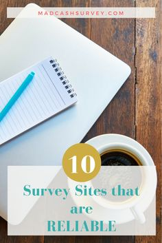 Many of you enjoy taking surveys but would prefer to make money with those you can rely on.  Here are some of the 10 most reliable survey sites.
