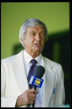 Richie Benaud - Cricket. R.I.P