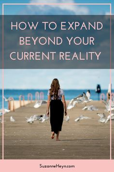 Click through to learn how to expand beyond yourself and your current reality. Mindfulness meditation happiness inspiration spirituality quotes healing depression anxiety