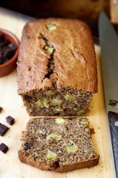 Healthy Banana Bread Recipe - Pickled Plum