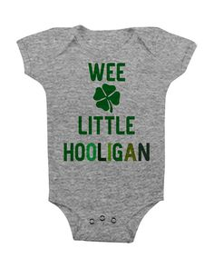 St Patricks Day Baby Onesie Outfit Cute Clothes for by bougeak