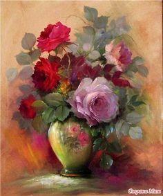 Garry & Kathwren Jenkins, США - Цветочные фантазии. Цветы для творчества.: