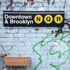 Downtown and Brooklyn N Q R