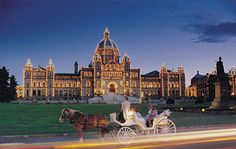 50 things to do in Victoria and Vancouver Island - Victoria Parliament Buidlings