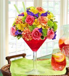 Tin Can Fiesta Decoration Cinco De Mayo Centerpiece Flower Tin Can Vase Fiesta Owl