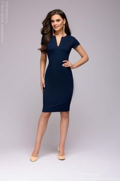 Do not squander valuable morning minutes gazing aimlessly at a closet filled with clothing attempting to discover the perfect fall work outfit. Corporate Attire Women, Corporate Fashion, Corporate Dresses, Office Wear Corporate, Navy Office, Office Dresses For Women, Dresses For Work, Clothes For Women, Look Fashion