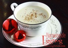 this miss ida s eggnog martha stewart recipes video tutorial how to ...