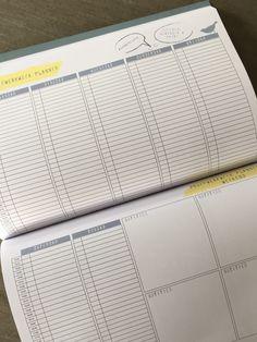 Proefwerkweekplanner #boek PLANNEN MET PUBERS #skur #plannenmetpubers #schoolplanning #plannen #checklist #planners #huiswerk # proefwerkweek