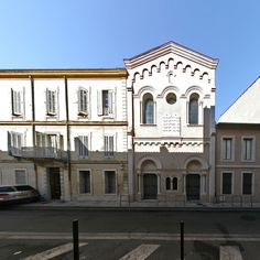 Nimes Synagoge France Year Built: 1791 There was a synagogue in Nimes as early as 1089