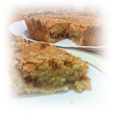 Bakewell Tart - elegant, yet simple to make, and incredibly delicious!