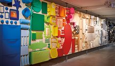 ikea museum - Älmhult, Sweden is set to be home to a new IKEA Museum that will show off 70 years of Swedish design. This museum designed by Wilkinson Eyre Archi. Display Design, Booth Design, Signage Design, Set Design, Branding Design, Cover Songs, Ikea Fans, Ikea New, New Museum