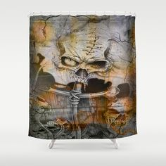 Vincent Shower Curtain