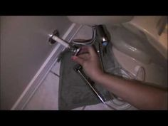 Installing the bumGenius Diaper Sprayer by Nell's Natural Baby