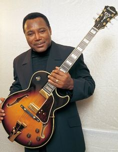 George Benson ~ such a great smooth jazz artist!