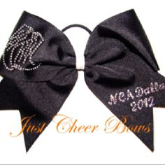 Wish I would've seen these before we went -  NCA Dallas 2012 bow