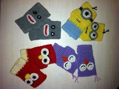Ravelry: Fingerless gloves pattern by Evi Albantaki