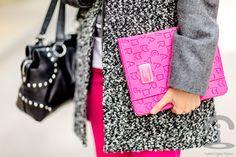 Touch of Pink Crimenes de la Moda