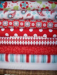 Sugar and Spice by Quilted Fish