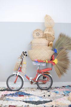 Sunday Market // baskets