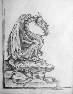 dragon thinking