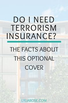 Do I need terrorism insurance for my flat? The facts about terrorism insurance cover. Travel Deals, Travel Destinations, Travel Tips, Travel With Kids, Family Travel, Road Trip Hacks, Finance Tips, Being A Landlord, Personal Finance