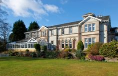 Overlooking The Firth Of Clyde Near Helensburgh Rosslea Hall Hotel In Loch Lomond Is Perfect For A Getaway Or Wedding