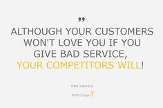 #BusinessQuote #CustomerExperience #CustomerService #WhyEnigen