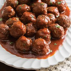 Simple ingredients and your trusty slow cooker are all you need for these flavorful Sweet and Tangy Party Meat Balls.