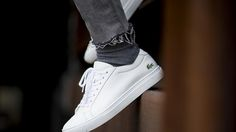 5 Ways To Wear White Sneakers This Winter | GQ