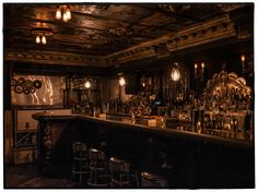 The Gin Palace - New York, NY