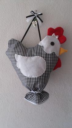 Puxa saco de galinha
