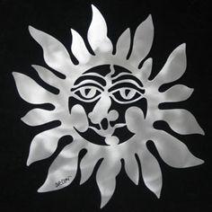 just one of many don drumm sun faces I love....THIS is reaaaaaaaally cool...