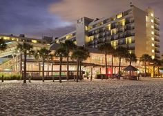 Clearwater Beach Hilton is a great place to stay for you and your guest. www.gulfbeachweddings.com