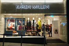 """Fashion blogger event with Karen Millen- Meeting the blogger behind """"In the Frow"""""""