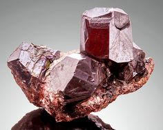 Rutile ~ Graves Mountain, Lincoln County, Georgia