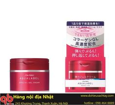 Kem dưỡng da Shiseido Aqualabel Special Gel Cream 5 in 1 90g