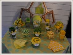 TENNIS ANYONE Tennis Table, Tennis Party, Table Decorations, Home Decor, Decoration Home, Room Decor, Home Interior Design, Dinner Table Decorations, Home Decoration