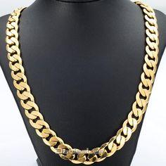 Cuban Chain Men's Necklace