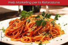 web marketing per la ristorazione,spaghetti alla nduja,