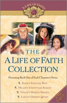 A Wise Woman Builds Her Home: Wholesome Books for Young Girls - Life of Faith Collection